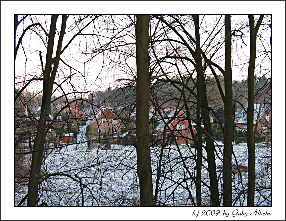 hinter Gittern - mein Dorf